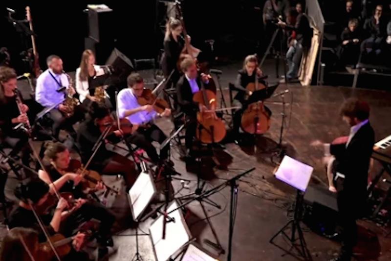 Captation «Titus d'Enfer & L'Orchestre Nobis» – Extrait