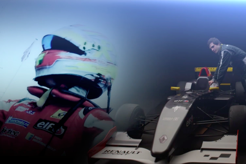 Advertising World Series by Renault 2013