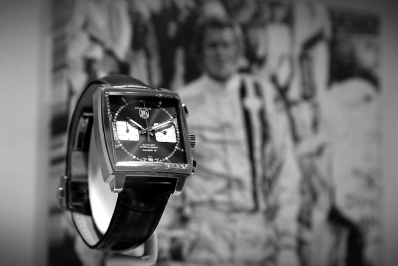 Natacha Toutain Exhibition<br />Tag Heuer Monaco
