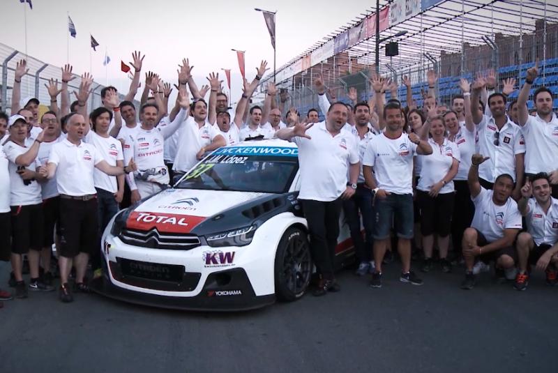 World Touring Car Championship 2015 – Race of Morocco