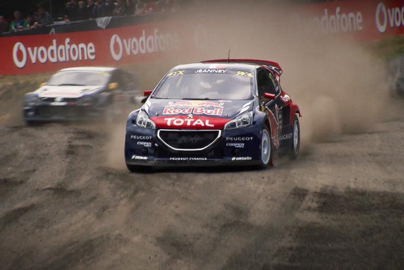 World RallyCross Championship in Estering (Germany)